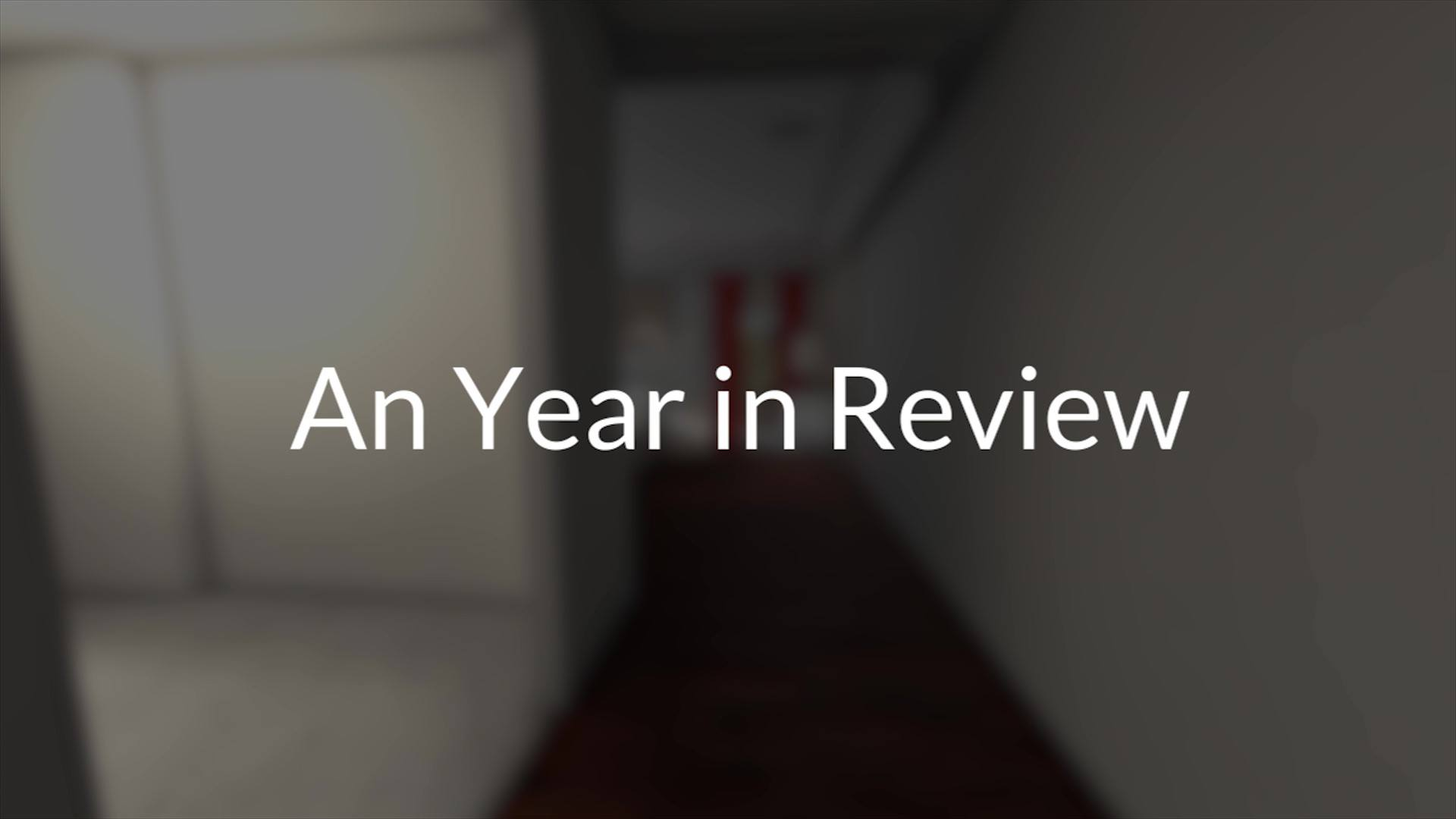 VirtualSpaces: A Year in Review